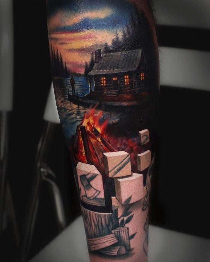 Tatuaj 3d12