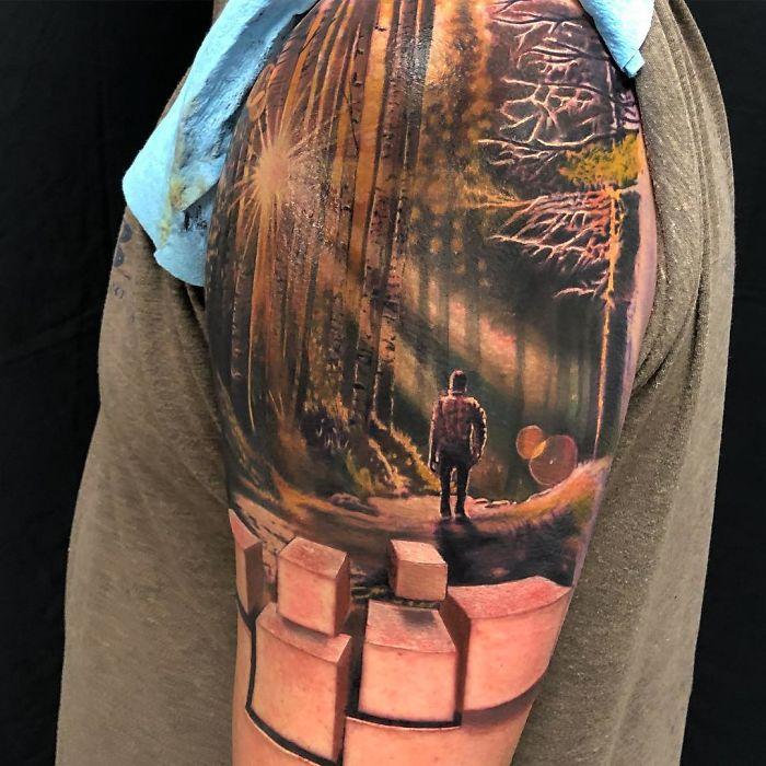 Tatuaj 3d23