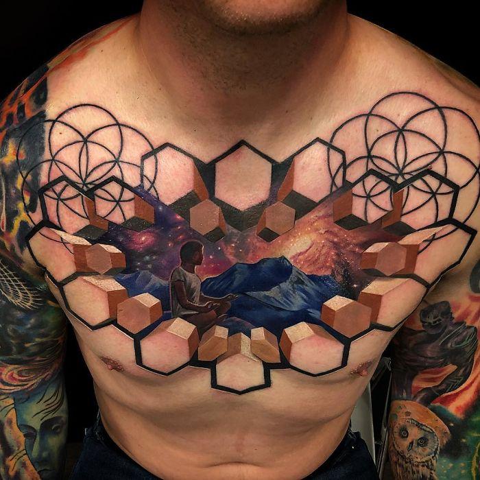 Tatuaj 3d34