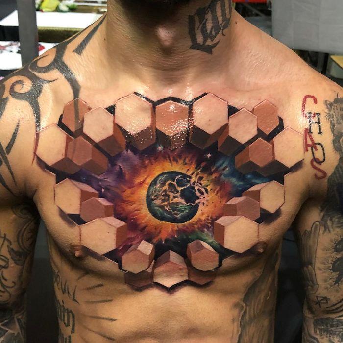 Tatuaj 3d7