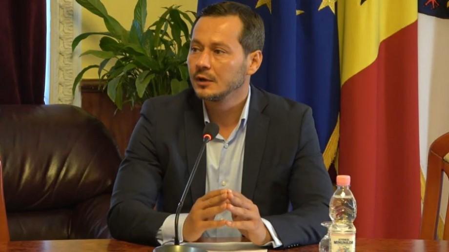 (video) Primarul interimar, Ruslan Codreanu: Locatarii scărilor alăturate s-au întors în apartamentele lor