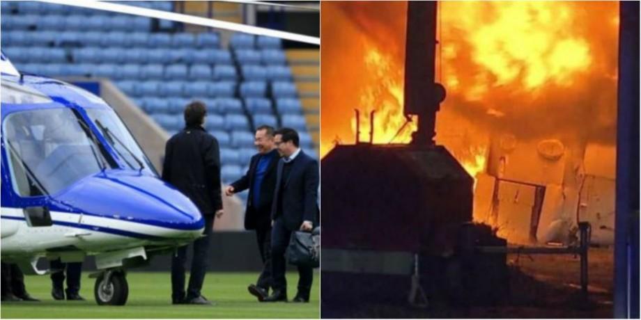 (video) Patronul ex-campioanei Angliei, Leicester City, și-a pierdut viața într-un accident aviatic