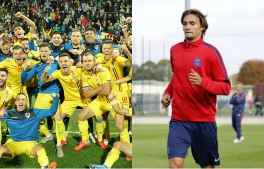 Virgiliu Postolachi ar putea juca la Campionatul European. Naționala României U21 a obținut calificare după o pauză de 20 de ani
