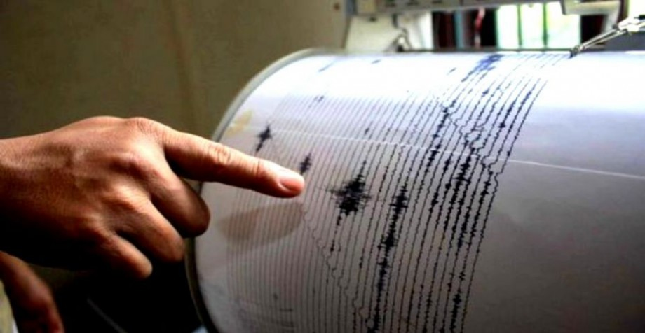 Cutremur de 3,5 grade pescara Richter în România