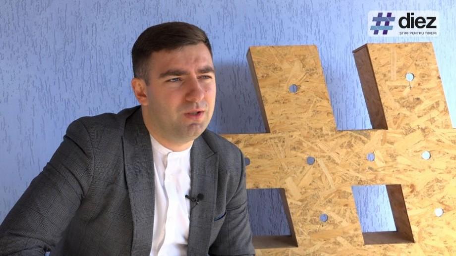 (video) Cai Verzi cu Sergiu Munteanu: Cum să ne protejăm datele personale pe internet?