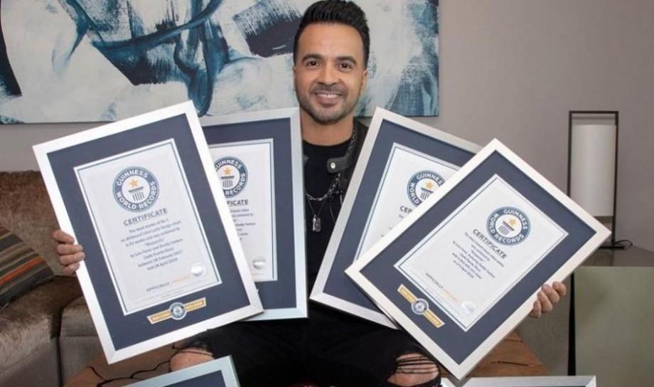 """(video) Șapte recorduri Guinness pentru hitul """"Despacito"""". Ce rezultate a înregistrat acesta"""