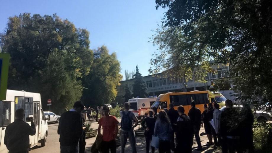 (video) Explozie la un colegiu din Crimeea. Cel puțin 10 persoane au decedat, iar peste 50 de persoane au avut de suferit