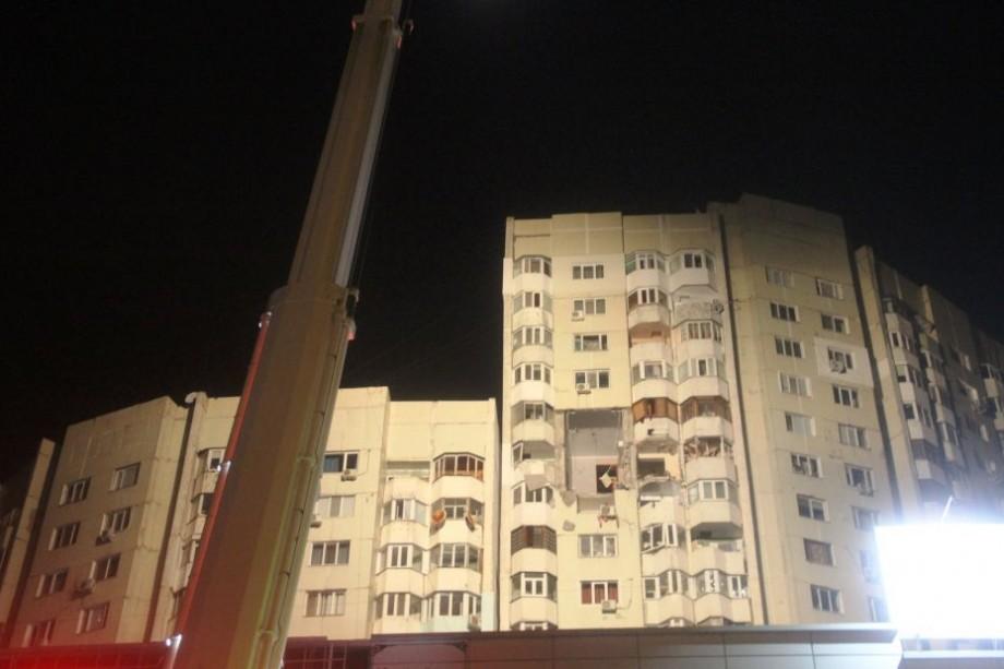 (foto, video) Oficial: 3 persoane decedate. Ce se mai cunoaște la această oră despre explozia din sectorul Râșcani