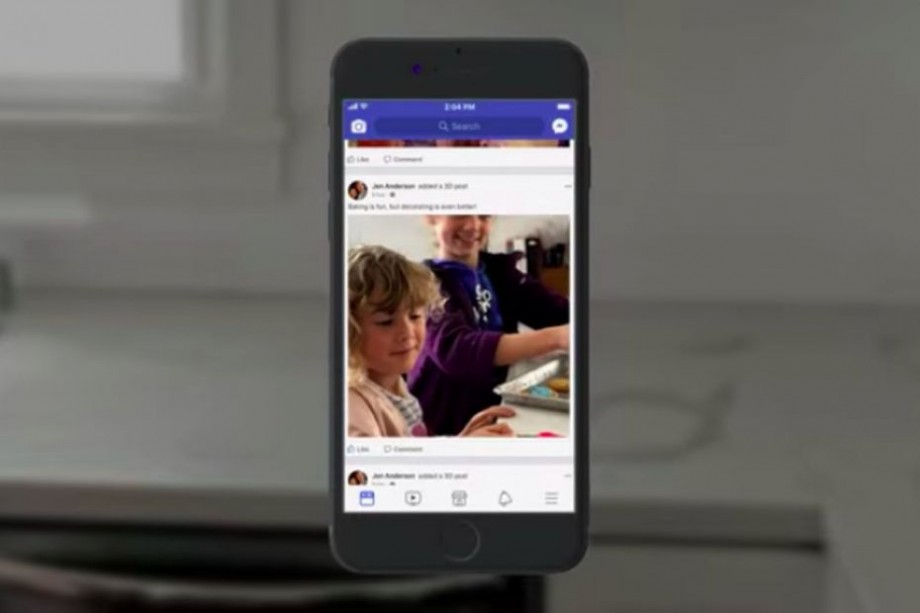 (video) Facebook va introduce fotografii 3D. Cum le puteți crea chiar pe telefonul vostru