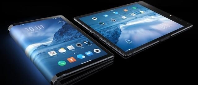 (video) A fost lansat primul smartphone pliabil. Cum funcționează dispozitivul și cât costă