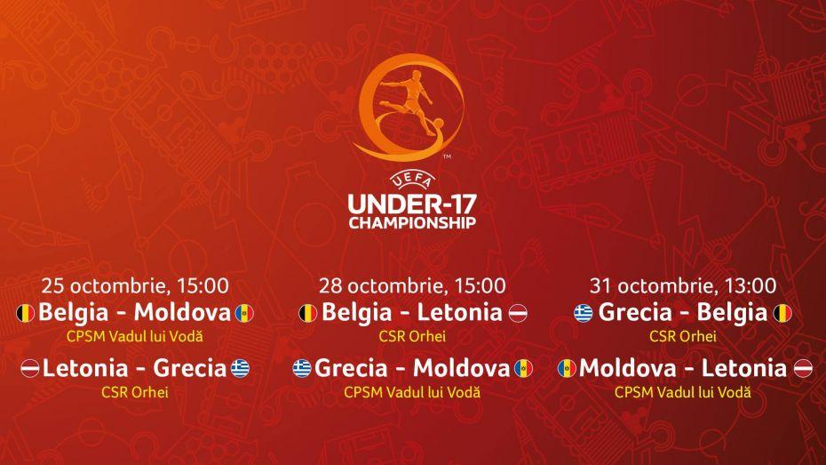 fotbal U17