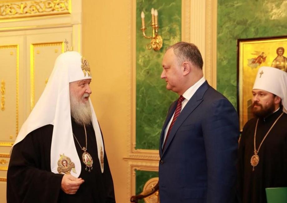 Vizita Patriarhului Kirill în Moldova a fost la un pas de anulare. Care era motivul