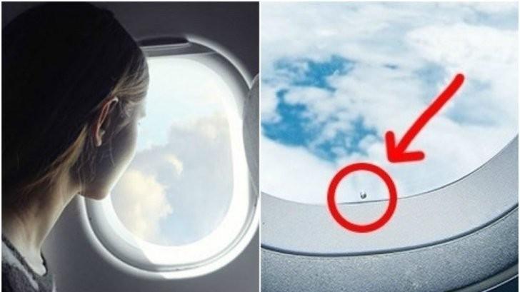 Un detaliu care îți poate salva viața. Care este rolul găurilor mici din geamurile avioanelor