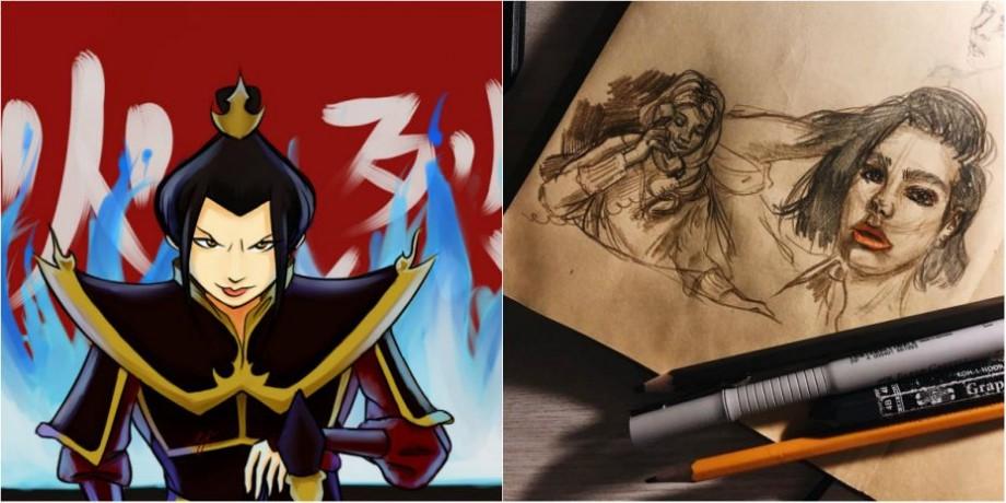 (foto) Pătrundeți în lumea artei contemporane. Un tânăr din Chișinău creează desene și comicsuri inspirate de la Marvel