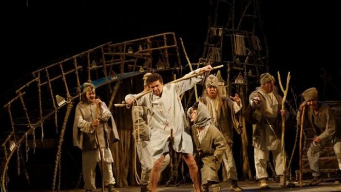 """Hai la teatru! Ce spectacole vă așteaptă la Teatrul Național """"Mihai Eminescu"""" în următoarea săptămână"""