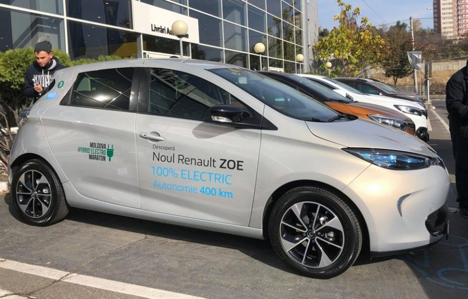 În Moldova se organizează primul maraton al automobilelor electrice, plug-in și hibrid