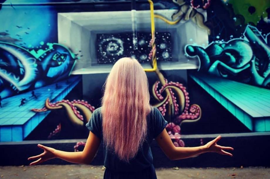 Copiii de 6-10 ani pot să învețe bazele artei stradale. Când va avea loc Graffiti Workshop la Chișinău