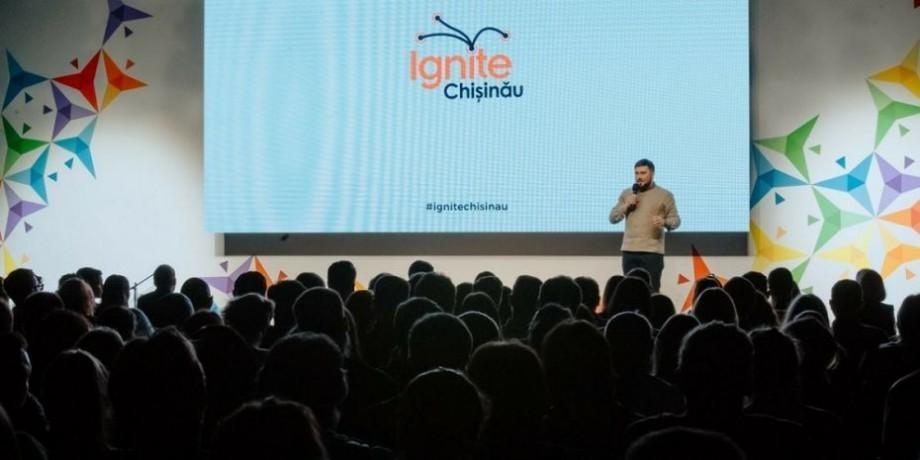 (video) Top cele mai bune discursuri din istoria Ignite Chișinău și ce te așteaptă la a V-a ediție