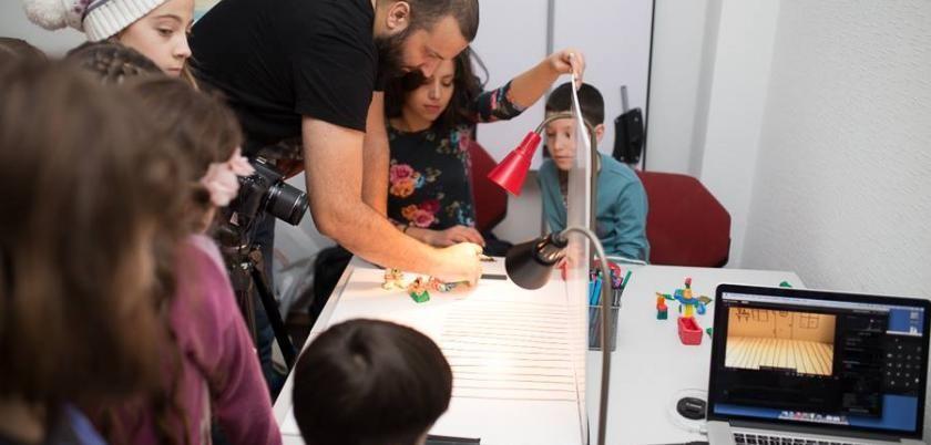 (foto) Ateliere creative și proiecții speciale în cadrul secțiunii Minimest. Ce te așteaptă la Festivalul Internațional de Animație Anim'est