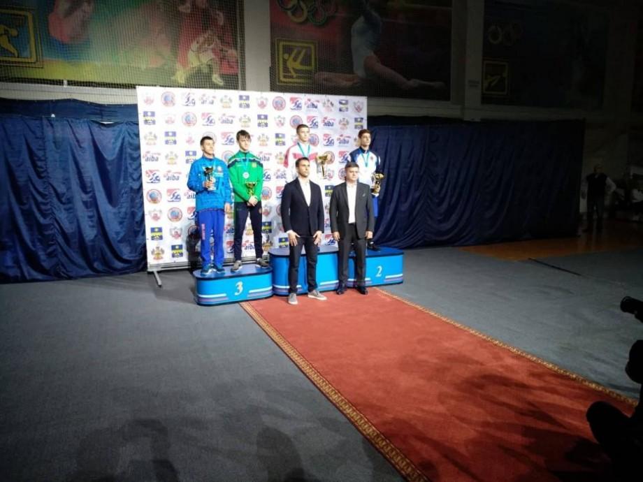 Boxerii din Moldova au obținut 2 medalii la Campionatul european la box printre juniori din Rusia