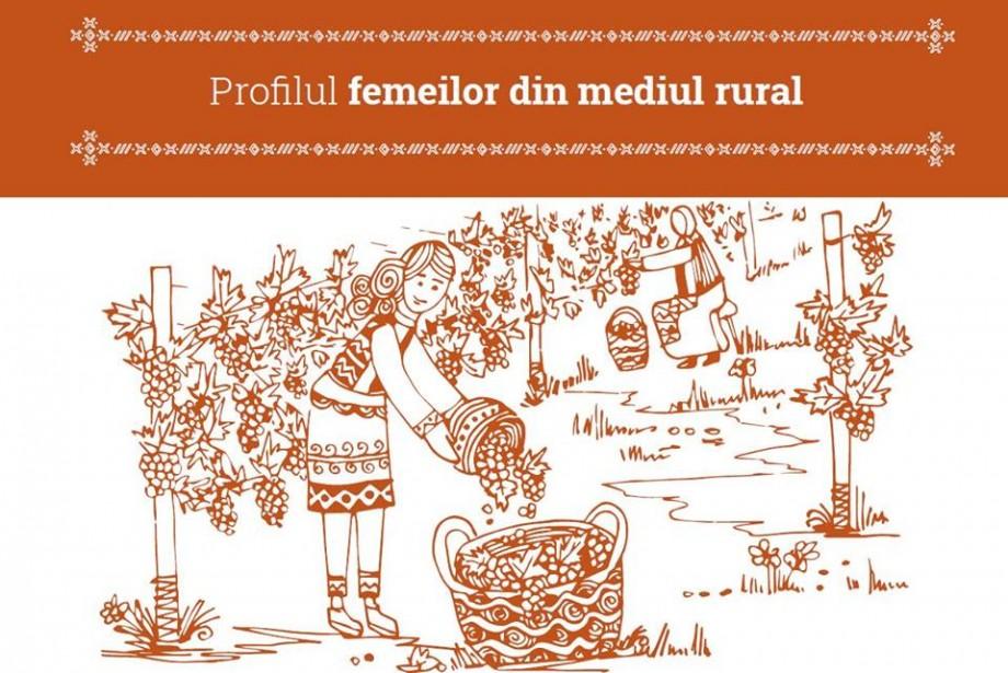 (infografic) Portretul femeilor din mediul rural: șase din zece femei lucrează, iar o treime din ele renunță să meargă la medic
