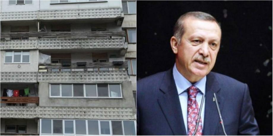 """""""Nu ieșiți la balcon sau pe acoperiș în timpul deplasării lui Erdogan prin Chișinău"""". Restricțiile impuse de poliție pentru ziua de astăzi"""