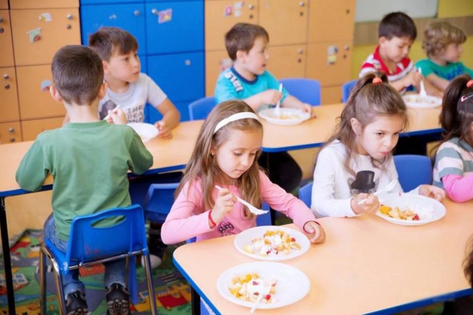 La Orhei, mâncarea la grădinițe se livrează de 3 ori pe zi de către prestator. Sistemul de alimentație este mai dezvoltat decât în Chișinău