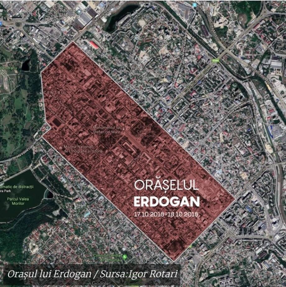 (foto) Cele mai păzite meme-uri cu blocarea traficului din Chișinău cu ocazia vizitei lui Erdogan