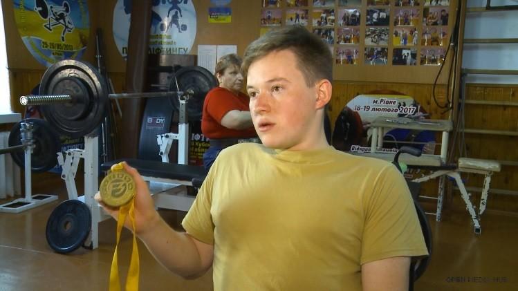 (video) Being 20. Descoperă istoria tânărului din Ucraina care a ajuns maestru al sportului, fiind în scaun cu rotile