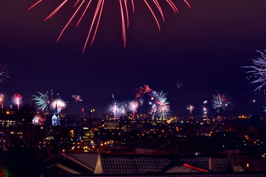 Fără artificii de hramul orașului. Primăria municipiului Chișinău interzice spectacolele pirotehnice