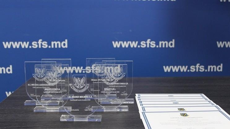 Serviciul Fiscal de Stat a menționat cei mai onești 30 de agenți economici din țară. Cine sunt aceștia