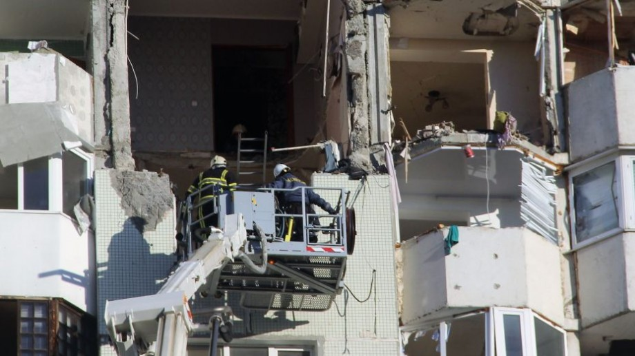 Noi victime ale exploziei de la Rîșcani descoperite în această dimineață. O altă femeie a fost scoasă de sub dărâmături