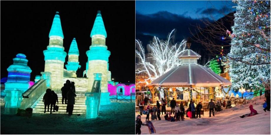 Japonia, Australia, Estonia și Finlanda. Top 15 destinații turistice pe care să le vizitezi în această iarnă