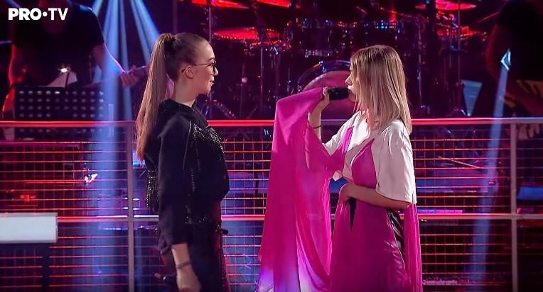 (video) Eva Timuș a trecut de etapa duelurilor la Vocea României. Vezi prestația tinerei