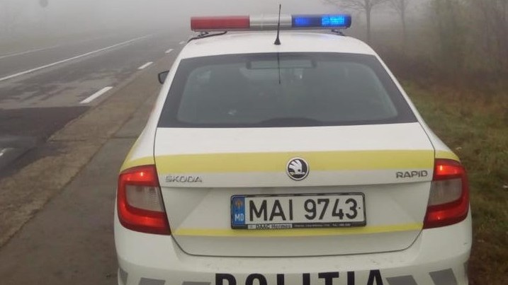 Atenție șoferi, se circulă în condiții dificile. Poliția a anunțat că sunt victime în urma unui accident produs de ceață