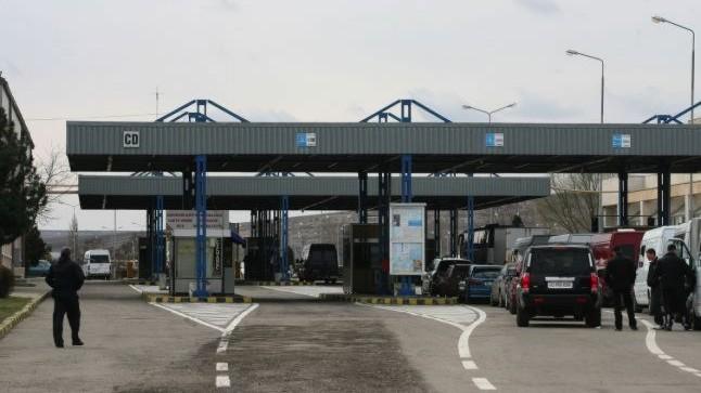 Atenție! O frontieră moldo-ucraineană va funcționa cu dificultăți din cauza lucrărilor de reparație