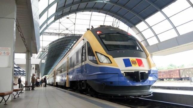 Calea ferată se va alege cu 12 locomotive magistrale noi. Când vor ajunge acestea în Moldova