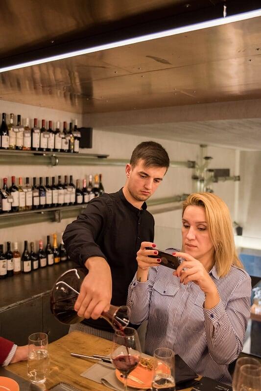 Degustare de vin Alex412