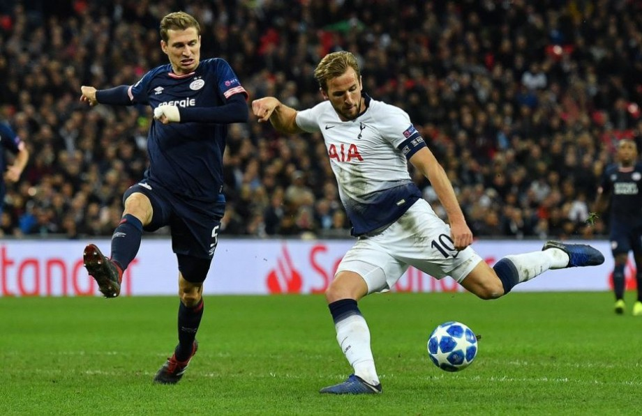(video) UEFA Champions League. Tottenham a obținut victoria în ultimile minute datorită dublei lui Harry Kane