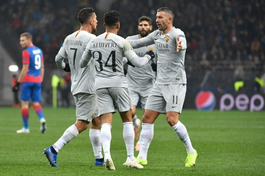 (video) UEFA Champions League. Roma obține victorie în deplasare, iar Valencia a marcat trei goluri în poarta echipei Young Boys