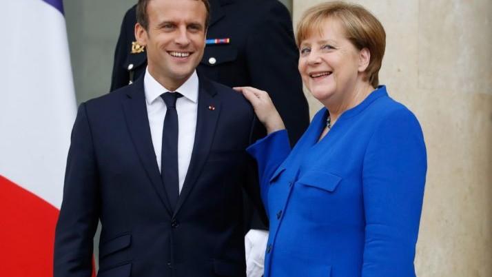 Macron, cu un apel la unitate europeană într-un discurs ținut în fața legislatorilor germani