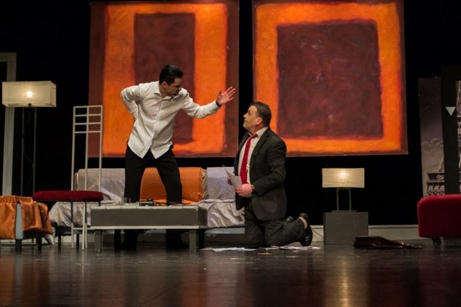 """Umor rafinat și replici explozive. Teatrul Național Eugene Ionesco te invită la comedia franceză """"Iubirea la proști"""""""