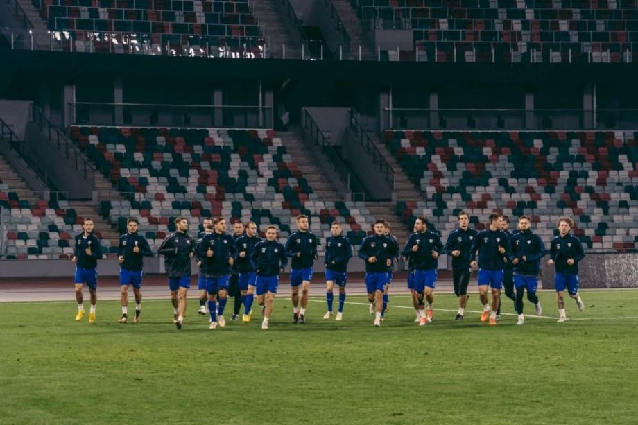 Alexandru Spiridon a anunțat lotul lărgit al naționale Moldovei de Fotbal pentru meciurile cu San Marino şi Luxemburg