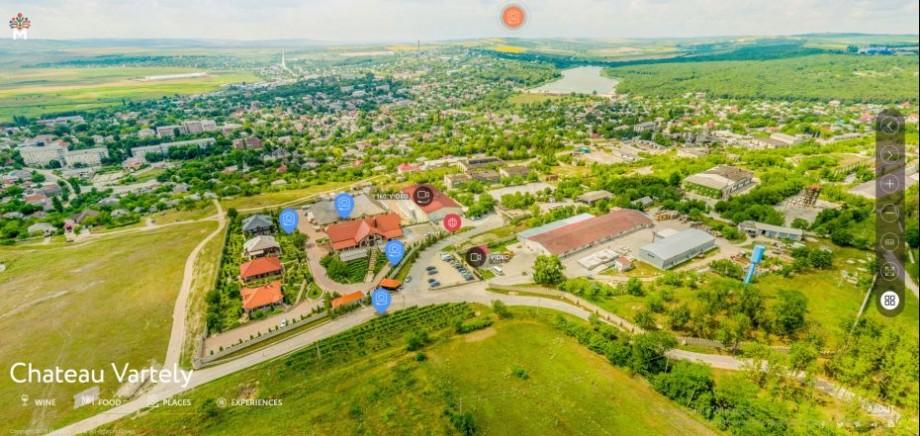 (foto, video) Cetatea Soroca, Orheiul Vechi sau vinării. Cum arată cele mai importante locuri turistice din Moldova în format 360 de grade