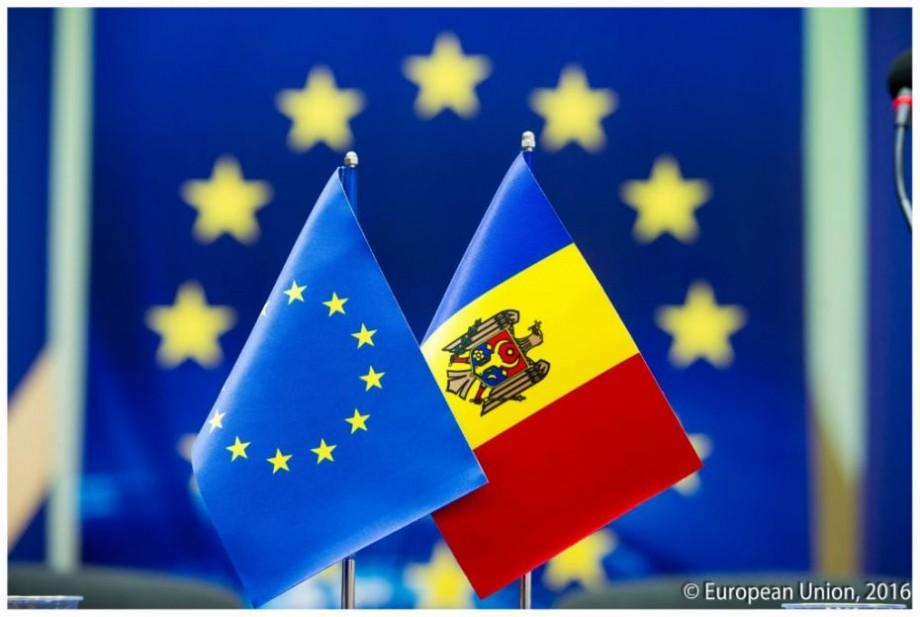 Rezultatele DCFTA după patru ani de activitate. Doi din trei euro câștigați din exporturile moldovenești provin acum din UE