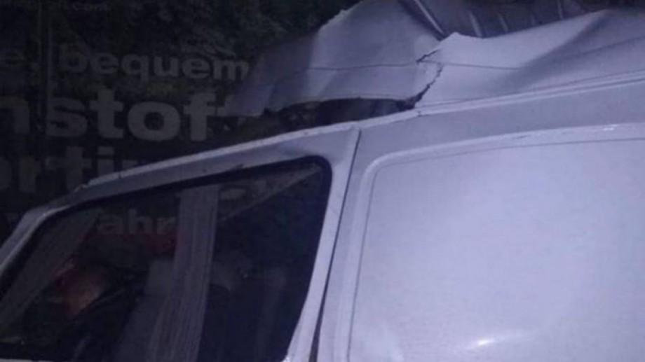 Opt moldoveni au fost implicați într-un accident rutier în apropiere de Kiev. Microbuzul în care se aflau se întorcea din Rusia