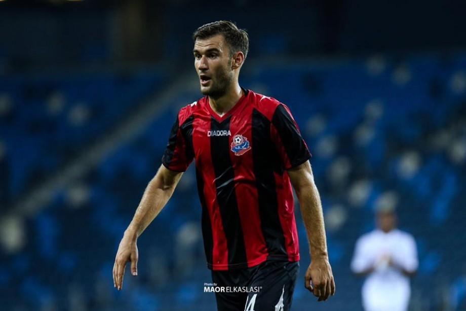(video) Mijlocașul moldovean, Radu Gînsari, a înscris două goluri în liga superioară a Israelului