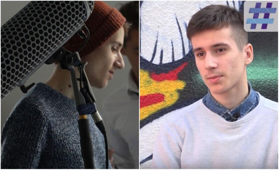 (video) Unde-s tinerii. Mihai Nichiforeac, regizorul din Moldova care studiază la Budapesta și câștigă premii la festivaluri internaționale de film