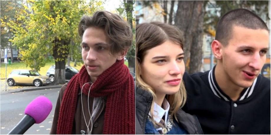 """(video) """"Sunt piese în care noi ne regăsim"""". Ce muzică ascultă tinerii din Moldova în drum spre studii sau acasă"""
