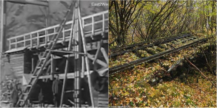 (foto, video) Căile ferate ale morții construite pe timpul lui Stalin. Cum arată liniile de tren unde au murit peste 300 de mii de prizonieri